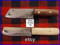5160 Springsteel Chopper Knives