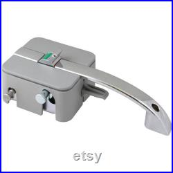 73500 Handle Kit Grey Right Hand (Horustech) Inner and Outer Zadi