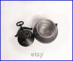 Afghan kazan MenGrills camping pressure cooker SB8 Capacity 7-quart (6.7 liter)