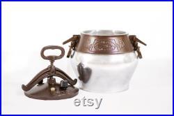 Afghan pressure cooker Model NR Capacity 9-quart (8.5 liter)