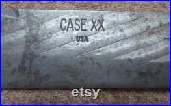 Antique Case Butcher Camp Knife (Birch )
