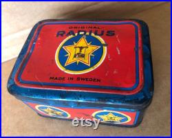 Antique Radius 21 Swedish Camp Stove, Backpackers stove