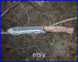Big Bushcraft Knife 2, Machete, Hatchet, Knife, Big Knife