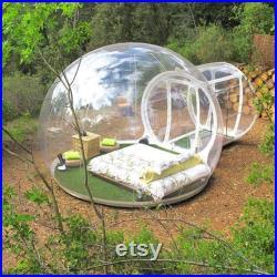 Bubble Tent Garden Igloo Tent On Sale 3M 4M 5M Dia Bubble Hotel Transparent Bubble Dome Tent Bubble Tree