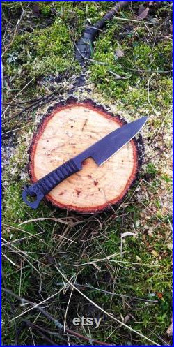 Buckthorn Series 006 Hot Metal Knives