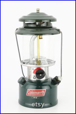 Coleman Model 286A (01 99) Vintage Camping Utility Lantern, Dated January 1999 Unlit Brand New Unused Original Box, Includes Mantles