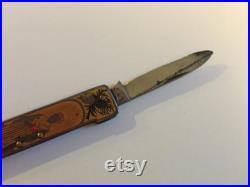 Emil Olsson Eskilstuna Pocket Knife