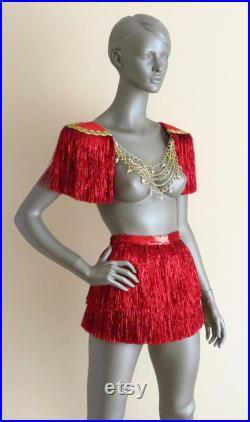 FOR Burning Man, festival bodysuit rave bodysuit metallic bodysuit rave bra rave clothing women rave outfit woman holographic bodysuit