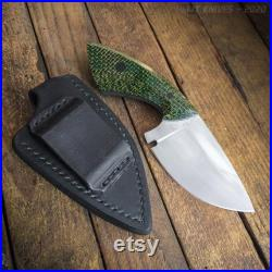 Fixed blade EDC