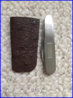 Hen and Rooster original bertram made baby barlow pocket knife, pen knife, small folding knife