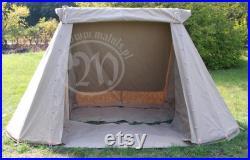 Historical Norman Tent Linen 2x4 m