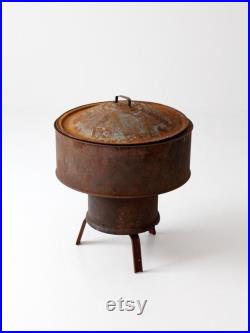 Jamesway kerosene oil burning stove circa 1940
