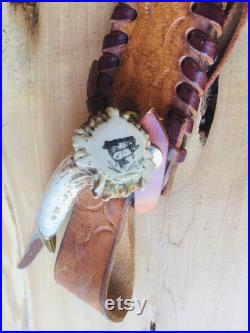 Ken Richardson Stag Knife-Rare
