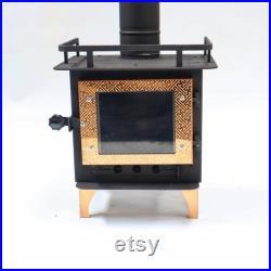 Mini caravan fireplace, Mini Stove,Tent Stove,Camping Stove,Heater,