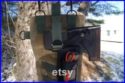 Oryx T3WP Adventure Sling Pouch, camping,hunting,hiking, outdoors gear, bushcraft kit. F9