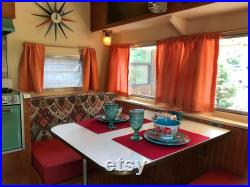 RV Camper Cushion covers, Upholstery for RVs Campers, motor homes, dinette covers, customize fabric and sizing PLEASE READ Item details