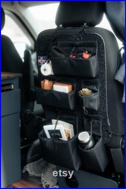 Single Seat RYGG Car Seat Organizer