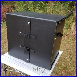 The Camping Kitchen Box 1000 Keep your Camping Kitchen organized and Ready for Adventure with this Light and Strong Chuck Box