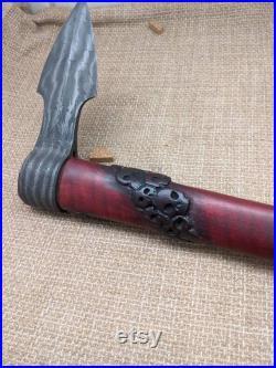 The spondooom fantasy sponton axe by jamie lundell