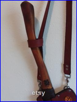 This Vintage Hatchet and Sling are Great Bushcraft Camp Gear or an Unforgettable 3rd Anniversary Gift