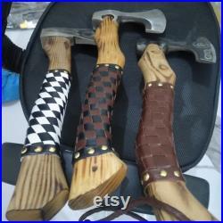 Viking Axe , Hatchet , Viking Hatchet , Viking Bearded Axe , Battle axe , Throwing Axe , LARP Reenactment , Viking Cleaver