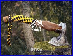 Viking axe ,Hatchet, Viking Hatchet, Viking Bearded axe ,Battle axe, axe, axis, Viking Gift ,Handmade ANNIVERSARY GIFT for HIM, Axes house