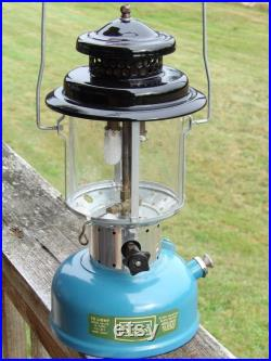 Vintage 1968 SEARS COLEMAN Double Mantle Lantern model 476.72212